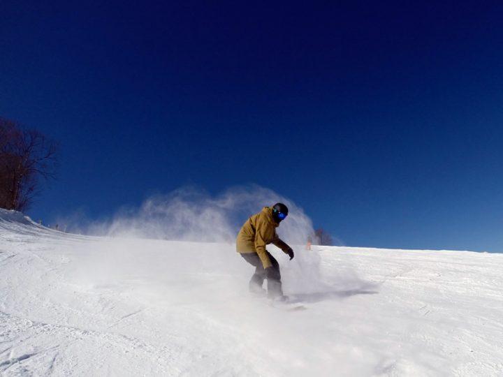 Ponte en forma para la temporada de Snow