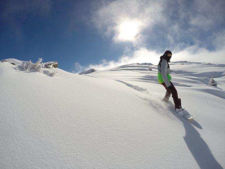 Tres paraísos del snowborder en Europa