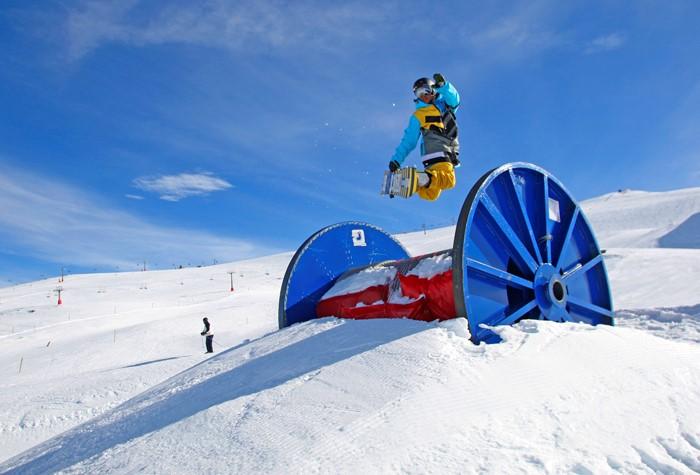 Estrena la temporada de snow en Sierra Nevada