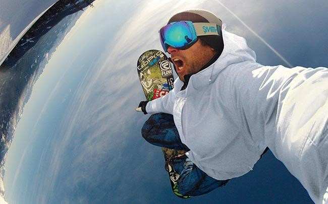 Las 7 apps que no le pueden faltar a ningún snowboarder