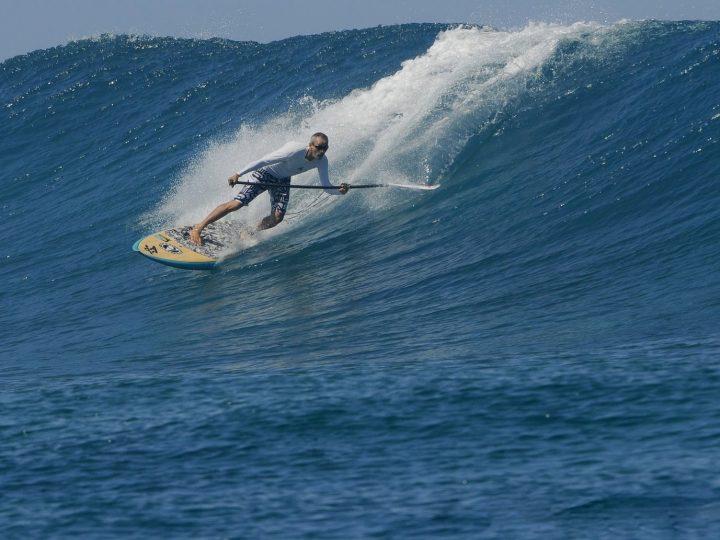Al buen tiempo, Paddle Surf
