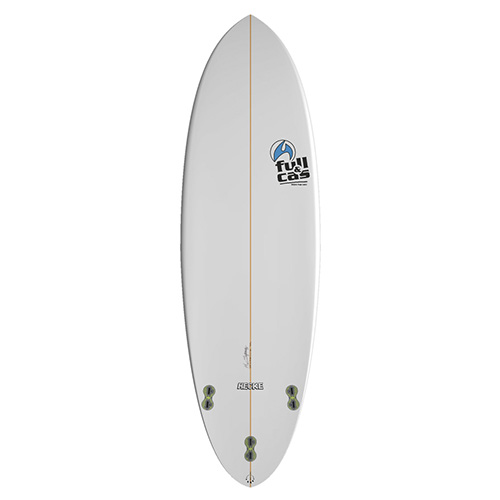 Tabla de surf Full&Cas Hecke