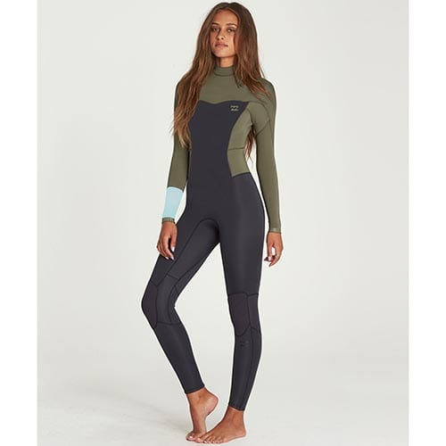 Billabong Surf3 Back Neopreno Comprar 3x2 Synergy Online Zip TqHxwR