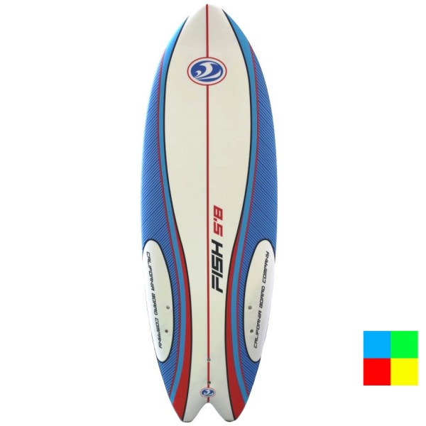 Tabla de surf CBC Soft Sushi