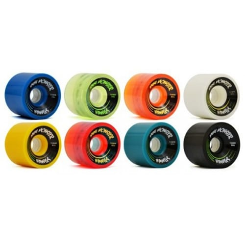 Ruedas para Longboard Hawgs Mini Monster 70mm