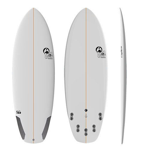 Tabla de surf Full&Cas Ton