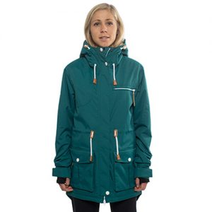 Parka-verde-Up-colour-wear