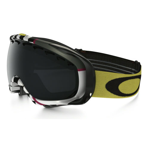 Gafa de snowboard Oakley Crowbar Flight Series 2016