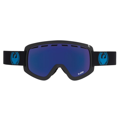 Gafas de snow Dragon D1 Jet blue