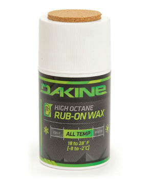 Cera para tablas de snowboard Dakine High Octane Rub-On Wax