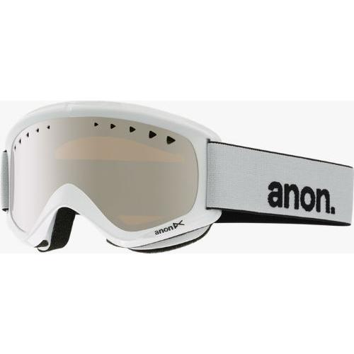 Máscara de snowboard Anon Helix White 2016