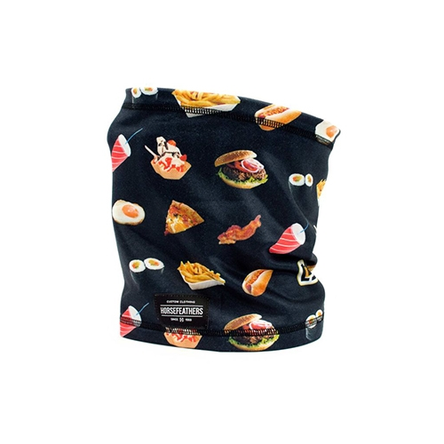 Braga Horsefeathers Neck Warmer Fast Food