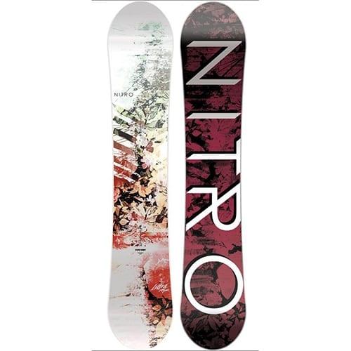 Nitro Snowboards Mujer lecra Snowboard
