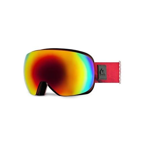 Gafas de snowboard Quiksilver QS R Highdye Red
