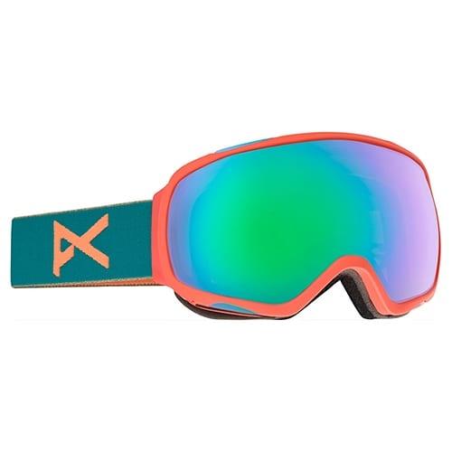 Gafas de snowboard Anon Tempest Candy Green
