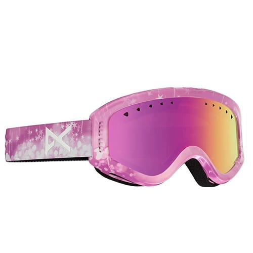 Gafas de snowboard Anon Tracker Farie Pink Amber
