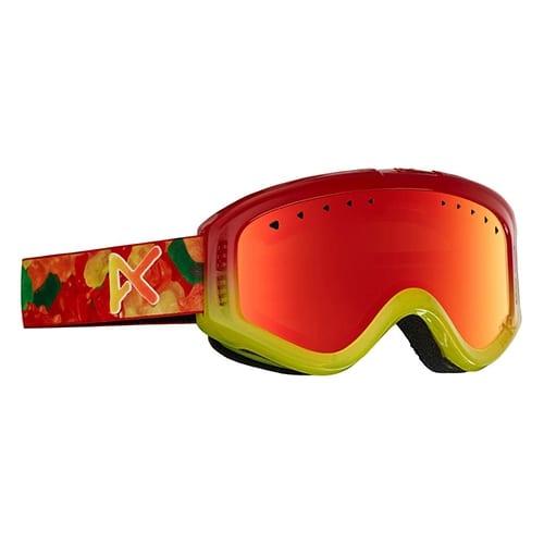 Gafas de snowboard Anon Tracker Gummy Red Amber