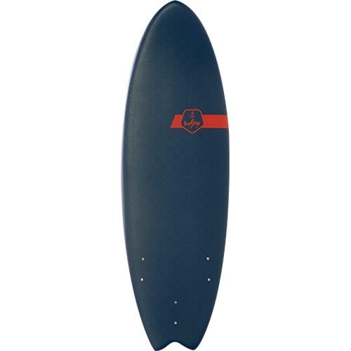 Tabla de surf EPS Softjoy Captain Beubar 5´6″