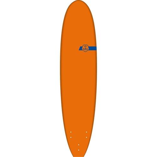 Tabla de surf EPS Softjoy Peacock 8´0″