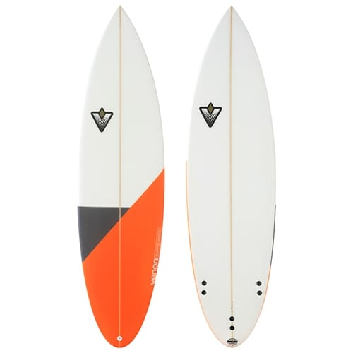 Tabla de surf Venom Symptom Orange 6´2″