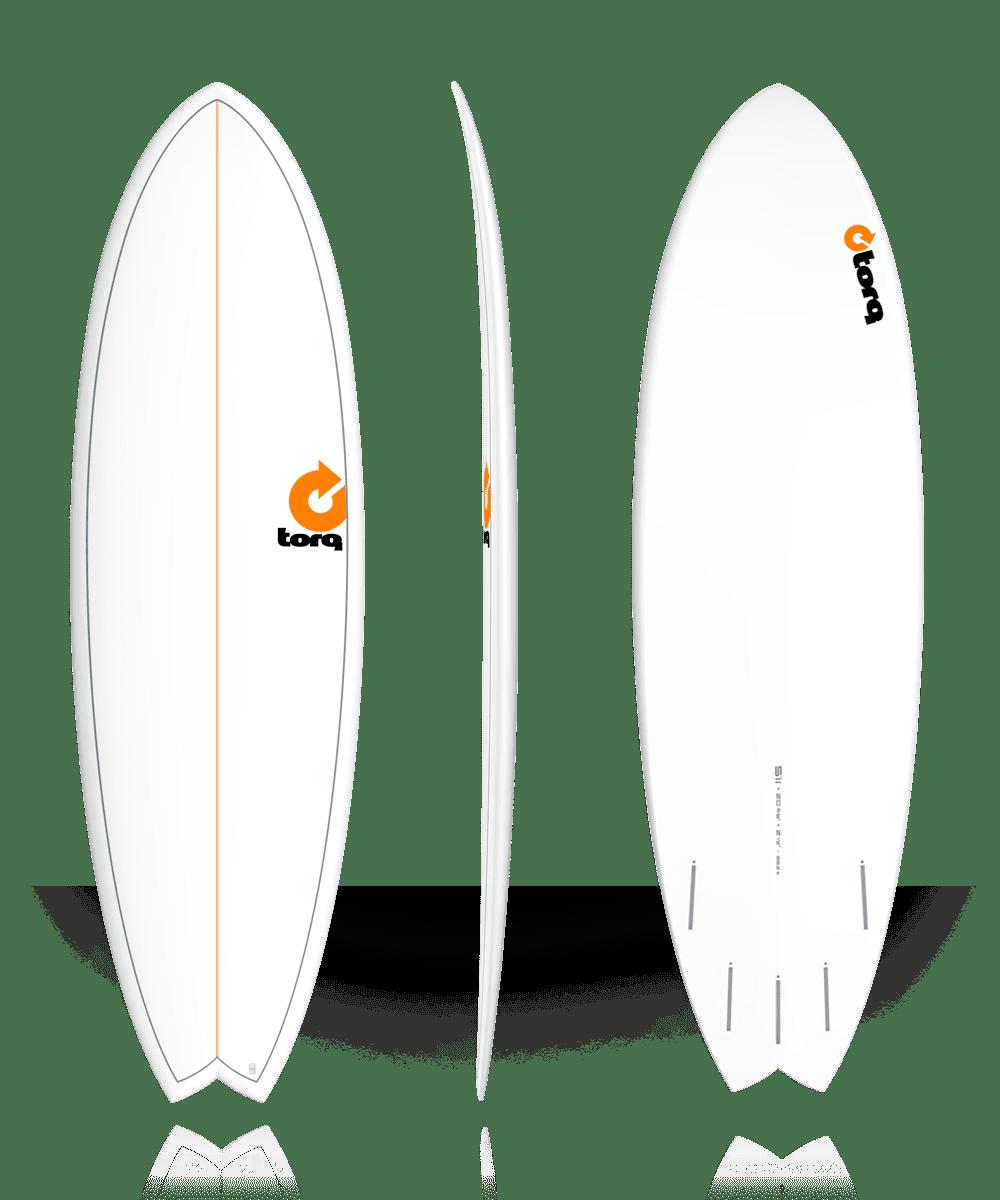 Tabla de surf Torq Fish Pinline 6´6″