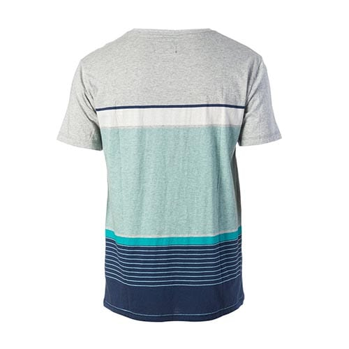 Camiseta Rip Curl Stripes Tee