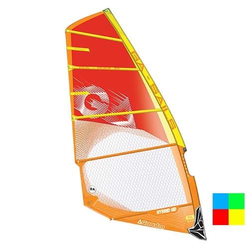 Vela de windsurf G-Sails Hybrid HD 2017