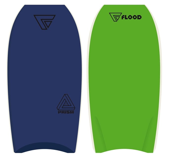 Tabla de bodyboard Flood Prism 41″