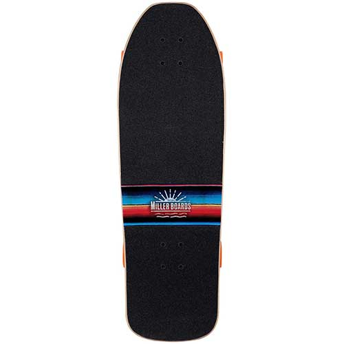 Surfskate completo Miller Aguas Calientes 31″
