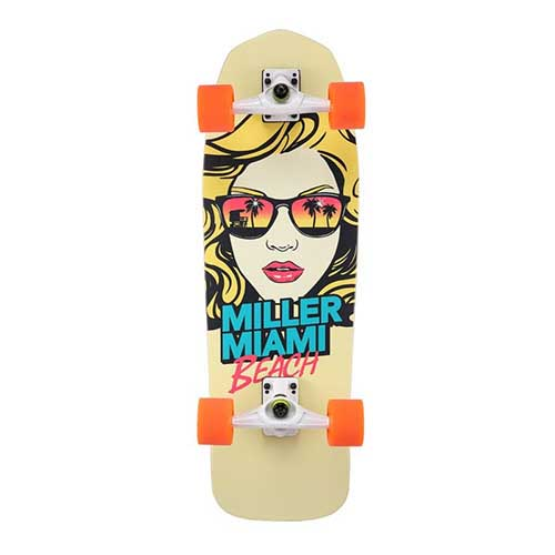 Surfskate completo Miller Miami Beach