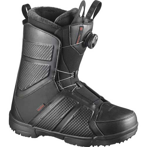 Botas de snowboard Salomon Faction BOA 2018