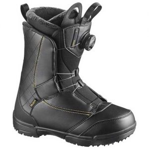 salomon pearl boa black 2018