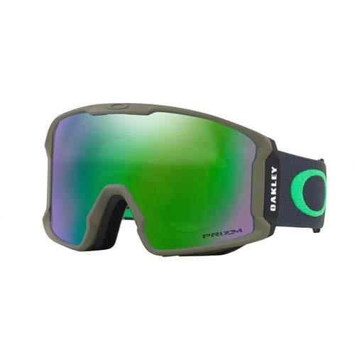Gafas de snowboard Oakley Line Miner Canteen Prizm Jade