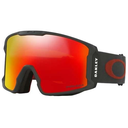 Gafas de snowboard Oakley Line Miner Iron Torch Iridium
