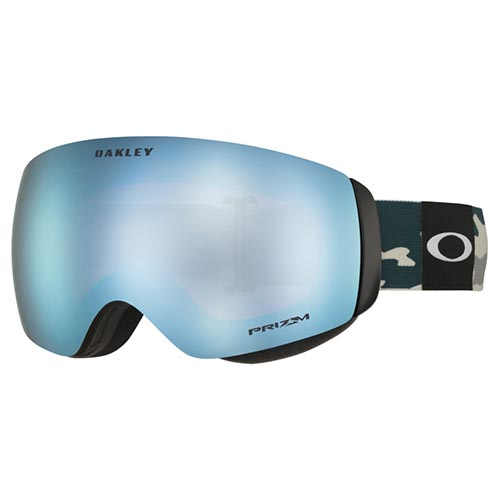 Gafas de snowboard Oakley Flight Deck XM Camo Sapphire