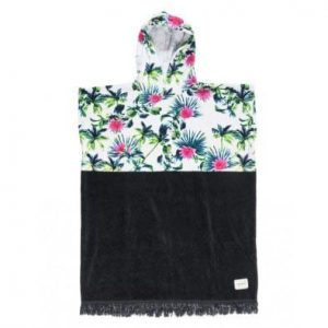 PONCHO RIP CURL BLACK SANDS