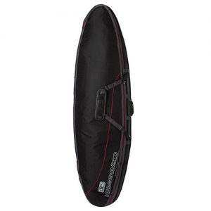 bolsas-para-tabla-de-shortboard-ocean-and-earth-bolsa-de-junta-ocean-and-earth-double-compact-black-red