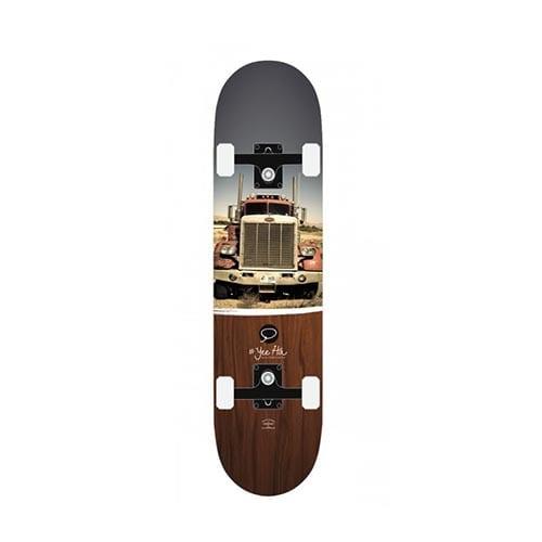 Skateboard completo Miller Duel