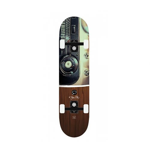 Skateboard completo Miller Fairline