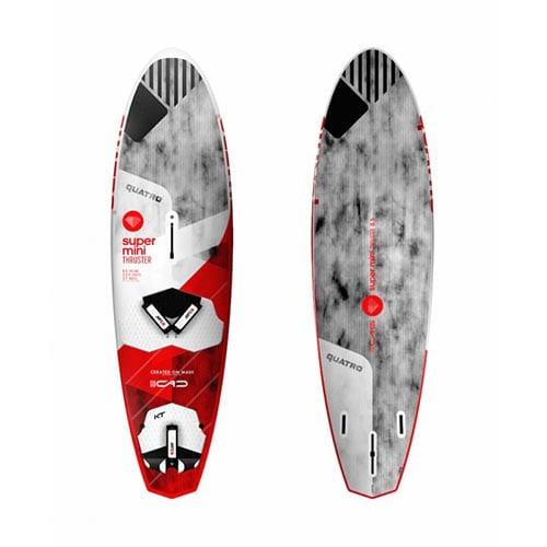 Tabla de windsurf Quatro Super Mini 17