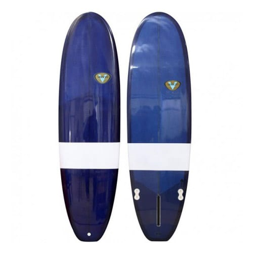 Tabla de surf Venom Evo Tinted Blue 6´4″