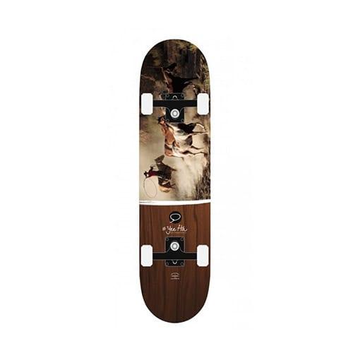 Skateboard completo Miller Yee Ha