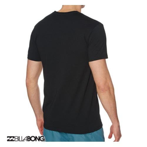 Licra Billabong Team Pocket negro