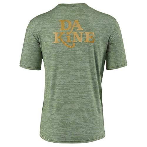 Licra Dakine Roots Loose Fit verde