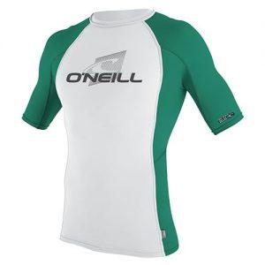 oneill basic skin blanco verde