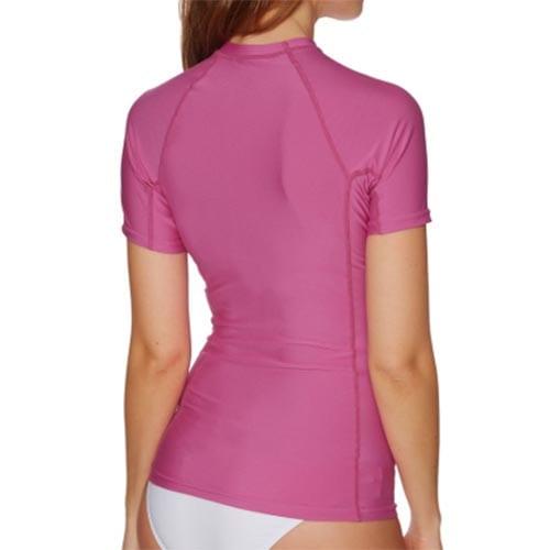 Licra Oneill Basic Skins ss rosa