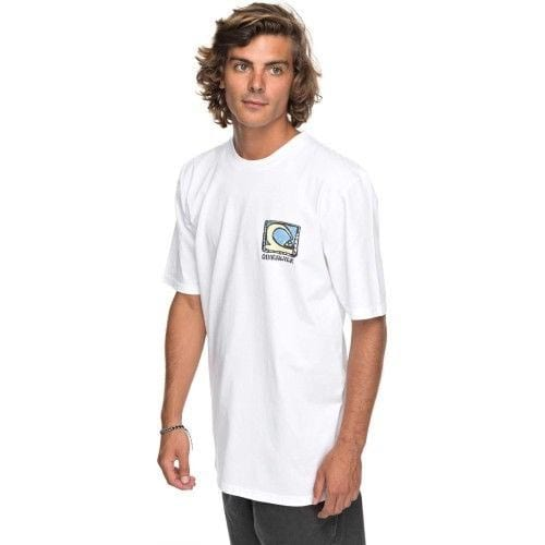 Camiseta Quiksilver Durable Dens Way