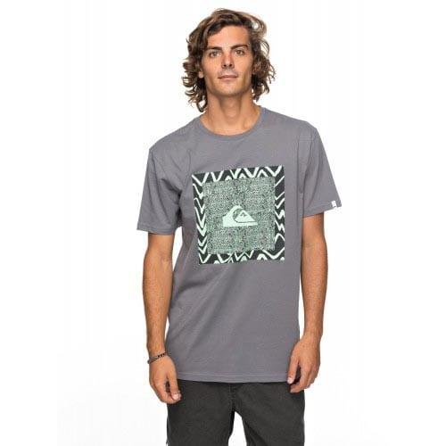 Camiseta Quiksilver Nano Snapo