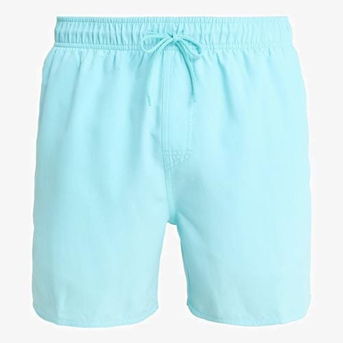 Bañador Rip Curl Volley Fly Out celeste