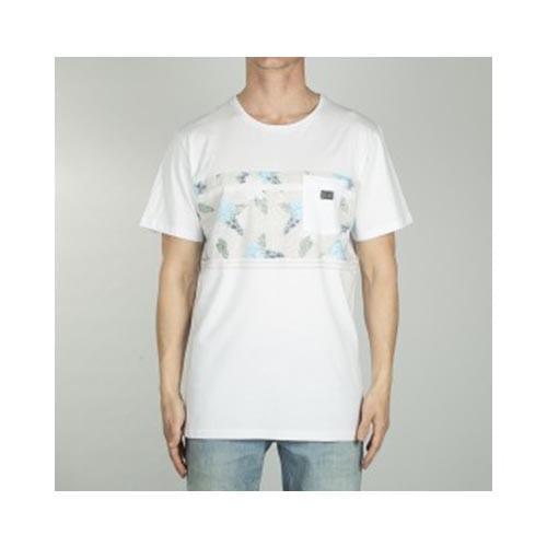 Camiseta Rip Curl Retro Block Tee